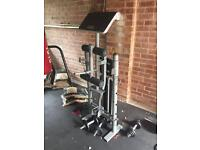 Domyos BM210 Weight Bench