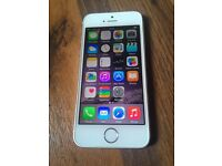 Apple IPhone 5S Silver, 16GB, Unlocked