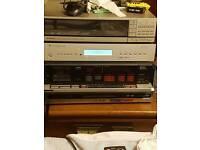 Aiwa F999 Cassette Deck