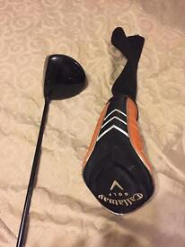 Callaway ft5 draw driver