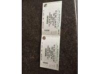 Micky flannagan tickets Brighton arena , £150 the pair
