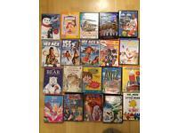 Dvd all £1 each
