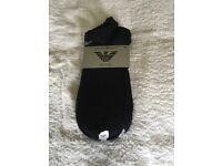 Emporio Armani Trainer Socks