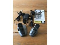 Twin Digital cordless telephone