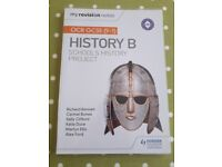 GCSE HISTORY Revision Guide (Revised for 9-1 Exams) VGC - cash on collection from Gosport Hampshire