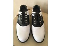 Mens Footjoy AQL Golf Shoes - Size 9.5 - Like New Only Worn Twice - Worth £65