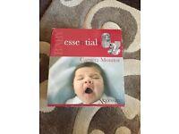Baby essential camera monitor