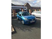 Renault Clio 1.4 2003 1 Owner Good Condition