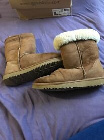 Genuine ugg boots