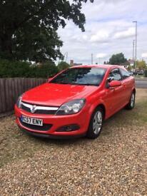 Vauxhall Astra 1.6L Petrol