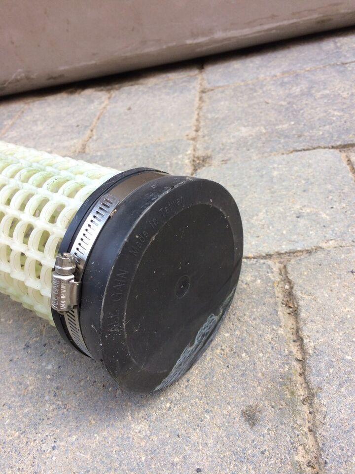 Koi Filter Siebrohr DN100/110 4 Zoll Helx Biokammer in Nordrhein-Westfalen - Jüchen