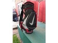 Nike your golf bag