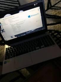 Acer v5 touchscreen laptop