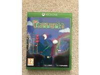 Xbox one terraria game