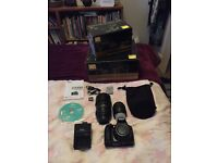 nikon d3300 bundle excellent condition