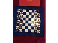 Stadden chess set