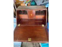 Small antique bureau