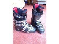 Mens ski boots size 6.5 Nordica