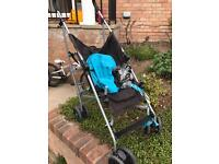 Mamas and Papas Collapsable Pushchair