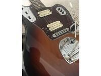 Fender Jaguar classic HH special player