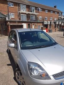 Ford fiesta zetec 57 plate 44,0000 miles