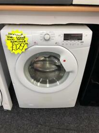 HOOVER 8KG DIGITAL SCREEN WASHING MACHINE