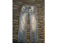 Police 883 jeans