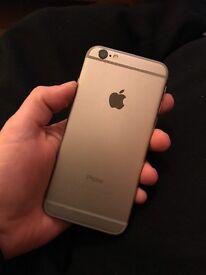 I-phone 6 space grey