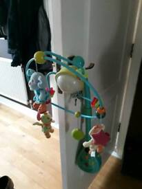 Baby's Cot Mobile