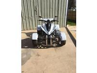 Road legal quad jinling 250cc spy f1 body kit would swap for Luton body transit