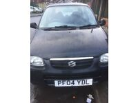 Suzuki 04 GL alto 1.1 low millage at 34,000