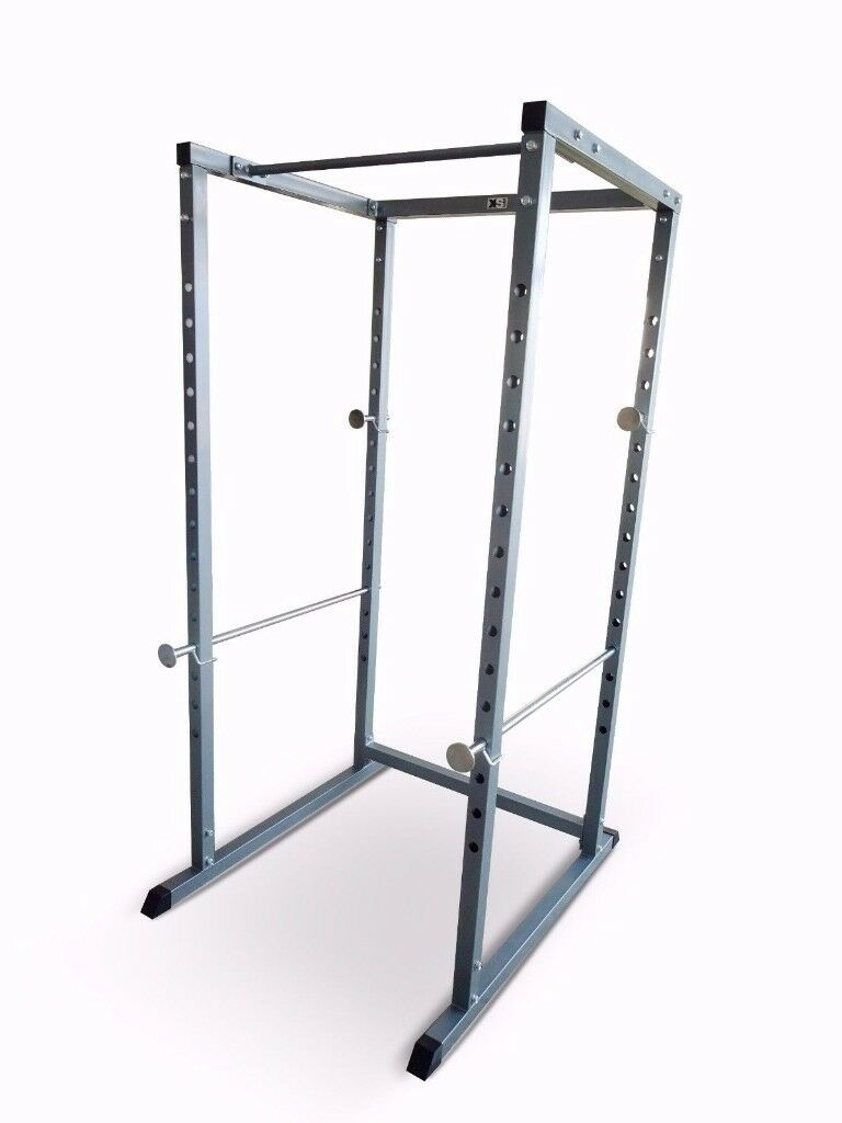 XS Sports Power Rack and Anti-Gravity Inversion Boots