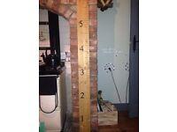 ~ Height Chart Ruler ~