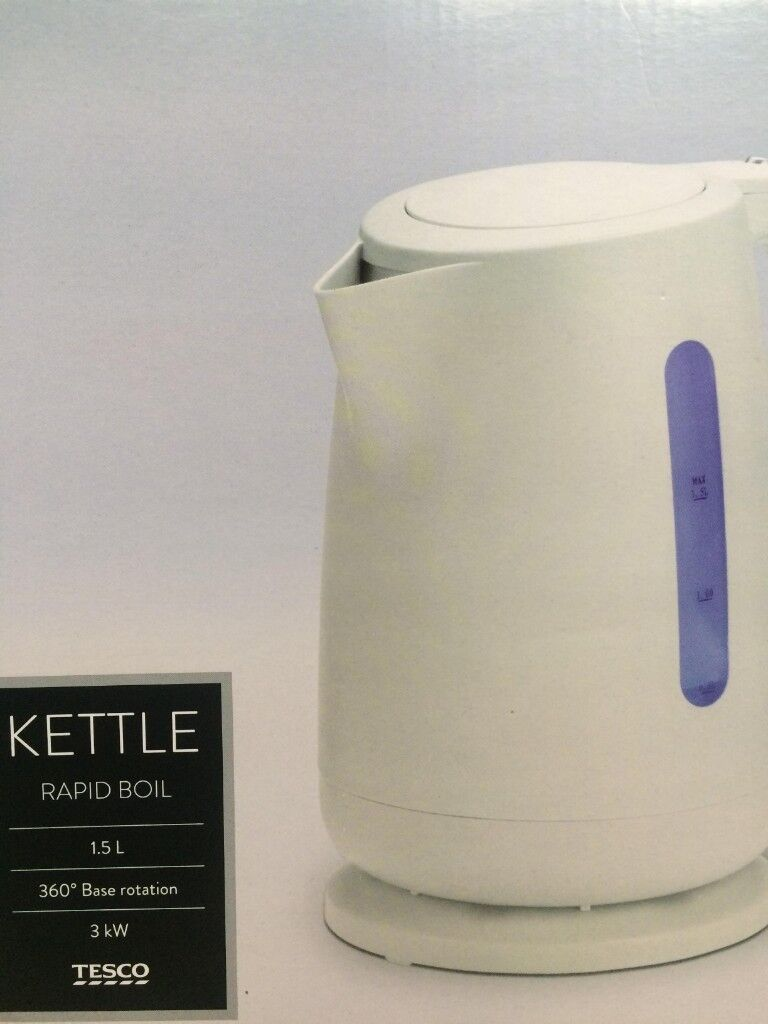Kettle Tesco In Very Good Condition In Ealing London Gumtree
