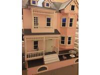 Shabby Chic Dolls House