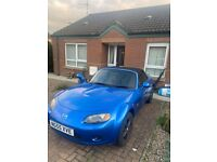 Mazda, MX-5, Convertible, 2005, Manual, 1798 (cc), 2 doors