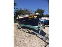 BayCruiser 20 Sailing Boat