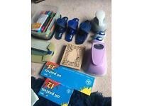 Craft items