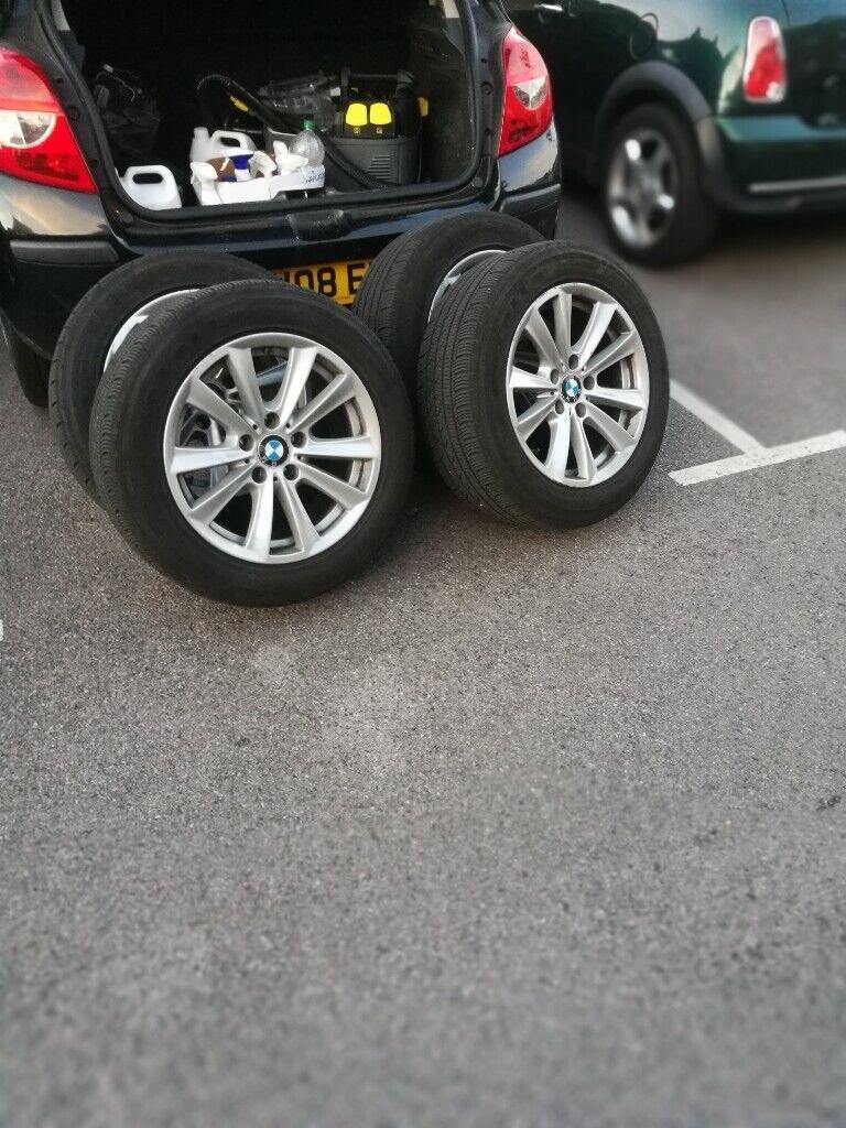 Winter Wheels Bmw In Bournemouth Dorset Gumtree