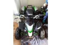 36v elwctric quad xtm monster quad racer