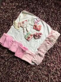 Girls Baby Bundle