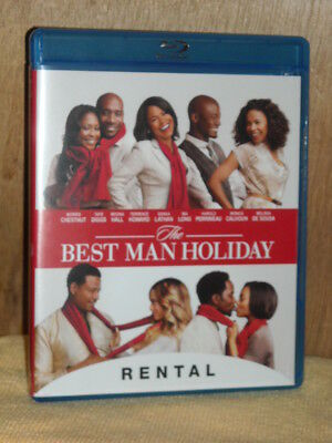 The Best Man Holiday (Blu-ray disc, 2014)  Monica Calhoun, Morris (Best Man Holiday Music)