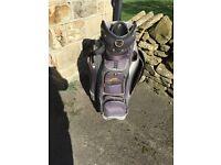 Powa Caddy Golf bag for sale