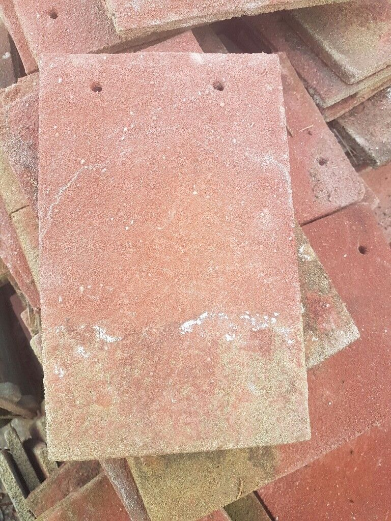 Free roof tiles 1000 of red land tiles for free