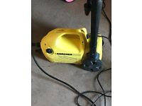 Karcher pressure washer b202 in good workin condition there 120 on amazon 50 ono