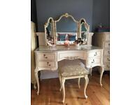 Stunning French style dressing table