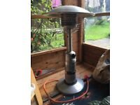 Table patio heater for sale - £20