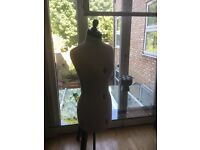 Adjustable Fashion Mannequin for Seamstressing