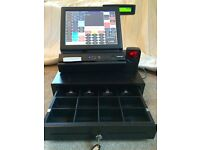 EPOS touchscreen and cash register - PosiFlex XP-2000