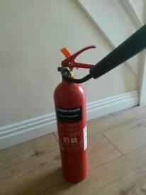 2kg extinguisher